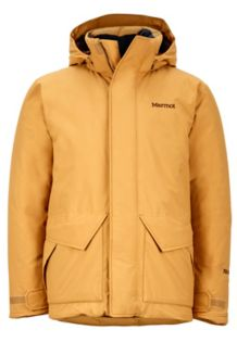 Colossus Jacket, Golden Bronze, medium