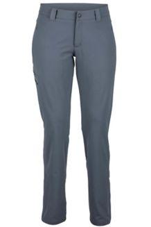 Wm's Scree Pant Short, Steel Onyx, medium