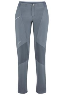Wm's Scrambler Pant, Steel Onyx, medium