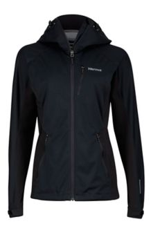 Wm's ROM Jacket, Black, medium