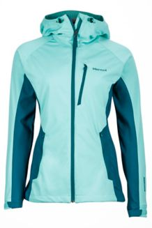 Wm's ROM Jacket, Celtic/Deep Teal, medium