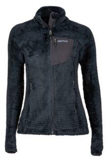 Wm's Thermo Flare Jacket, Black, medium