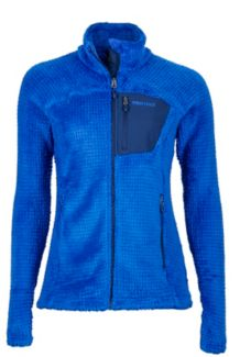 Wm's Thermo Flare Jacket, Gem Blue, medium