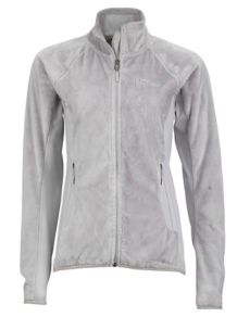 Wm's Luster Jacket, Platinum, medium