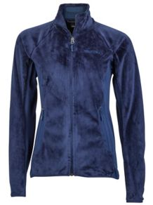 Wm's Luster Jacket, Arctic Navy, medium