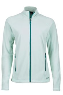 Wm's Rocklin Full Zip Jacket, Clear Sky, medium