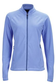 Wm's Rocklin Full Zip Jacket, Periwinkle, medium