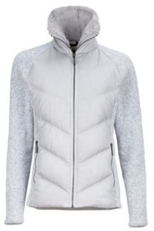 Wm's Thea Jacket, Platinum, medium