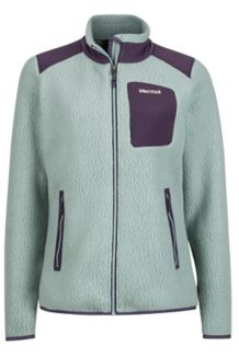 Wm's Wiley Jacket, Sea Fog/Nightshade, medium