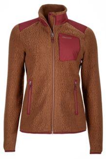 Wm's Wiley Jacket, Dark Chestnut/Port Royal, medium