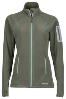 Wm's Flashpoint Jacket, Beetle Green, medium