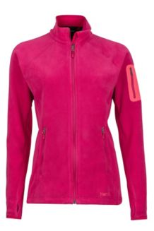 Wm's Flashpoint Jacket, Sangria, medium