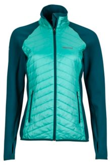 Wm's Variant Jacket, Deep Teal/Waterfall, medium