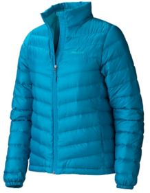 Wm's Freya Jacket, Aqua Blue, medium