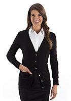 Van Heusen Ladies' Cardigan Sweater - Long Sleeve