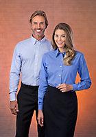 Van Heusen Women's Regular Fit Long Sleeve Coolest Comfort Check