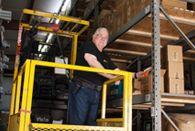 Rowley Company | History 2005 warehouse expansion