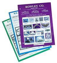 Rowley Company   History 1990's company product line expansion