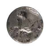 Upholstery Nail Round Hammered Black Nickel