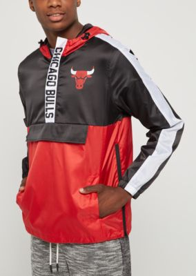 Chicago Bulls Pullover Windbreaker | NBA Jackets & Coats | rue21
