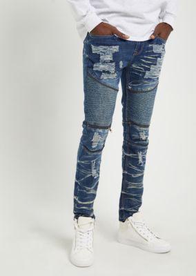 Blue skinny jeans rue 21
