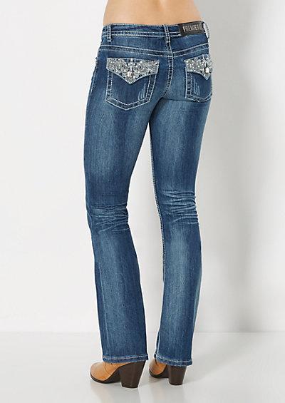 image of Twinkle Twinkle Slim Boot Jean
