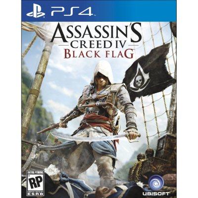 Assassin's Creed IV: Black Flag PS4 CNP.  Ends: Sep 20, 2014 8:00:00 PM CDT