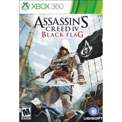 Assassin's Creed IV: Black Flag (XBOX 360).  Ends: Sep 20, 2014 8:00:00 PM CDT