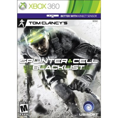 Tom Clancy's Splinter Cell: Blacklist.  Ends: Oct 2, 2014 4:20:00 PM CDT