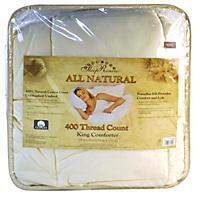 Sleep Renew 100% All Natural Cotton Comforter (King)