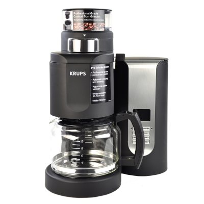 Coffee Maker Krups Grinder-Brewer 10 Cup SamsClub.com Auctions