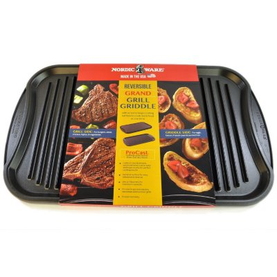 Nordic Ware Reversible Grand Griddle Grill