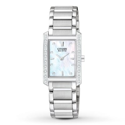 Citizen Eco-Drive Diamond Palidoro Women's Watch