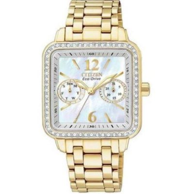 Citizen Ladies Eco-Drive Silouette Watch
