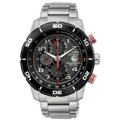 Citizen Men's Eco-Drive Primo Chronograph Watch.  Ends: May 25, 2015 5:00:00 AM CDT