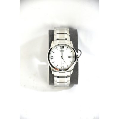 Citizen Men's Eco-Drive Stainless Steel Dress Watch.  Ends: Sep 3, 2015 4:45:00 PM CDT