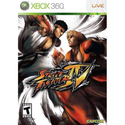 Street Fighter IV (Xbox 360).  Ends: Jul 23, 2014 7:40:00 AM CDT
