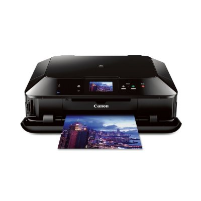 Canon PIXMA MG7120 Wireless Color All-in-One Inkjet Printer (Black).  Ends: Nov 27, 2014 6:35:28 AM CST