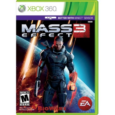 Xbox 360 - Mass Effect 3 Video Game