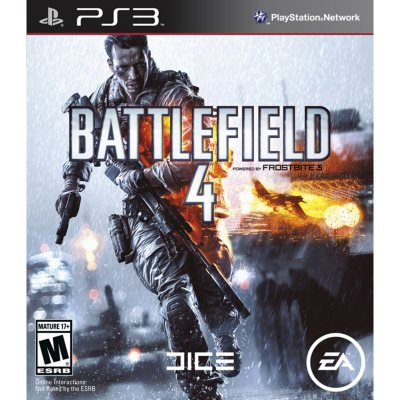 Battlefield 4 (PS3).  Ends: Jul 23, 2014 1:00:00 PM CDT