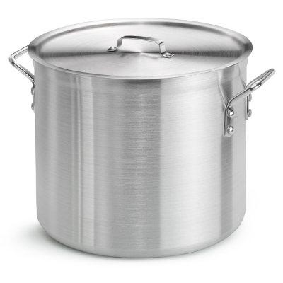Daily Chef 24 Qt. Covered Aluminum Stock Pot.  Ends: Nov 27, 2015 12:45:00 AM CST