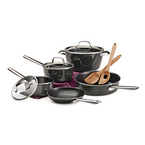 Tramontina 10 pc. Nonstick Cookware Set - Gray