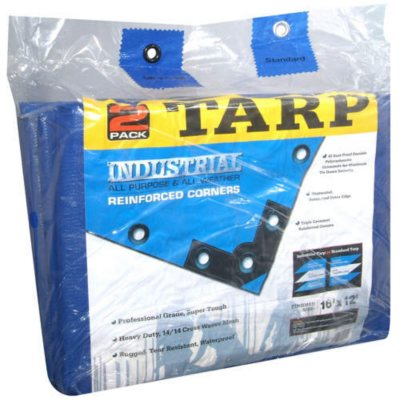 Industrial All Purpose Tarp.  Ends: May 25, 2013 3:00:00 PM CDT