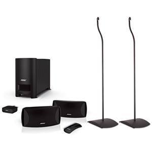 bose cinemate series ii 2 1 digital home theater system. Black Bedroom Furniture Sets. Home Design Ideas