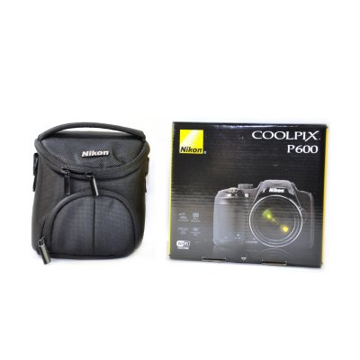 Nikon COOLPIX P600 Digital Camera with 16.1 Megapixels and 60x Optical Zoom.  Ends: Mar 2, 2015 5:00:00 PM CST