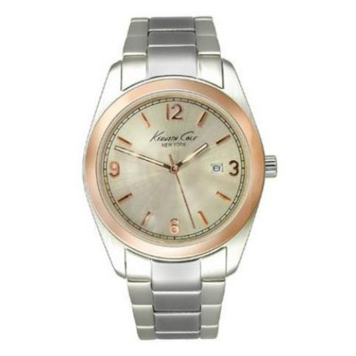 Kenneth Cole New York Dress Bracelet Men's Watch.  Ends: Aug 22, 2014 10:35:00 PM CDT