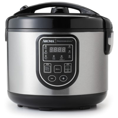 Aroma 16-Cup Rice Cooker, Slow Cooker & Food Steamer.  Ends: Apr 1, 2015 12:00:00 AM CDT