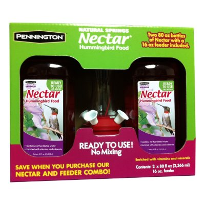 Pennington Hummingbird Nectar Kit.  Ends: Apr 24, 2014 12:50:00 AM CDT