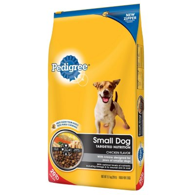 Pedigree Small Dog Targeted Nutrition (20 lbs.).  Ends: May 25, 2015 12:35:00 AM CDT