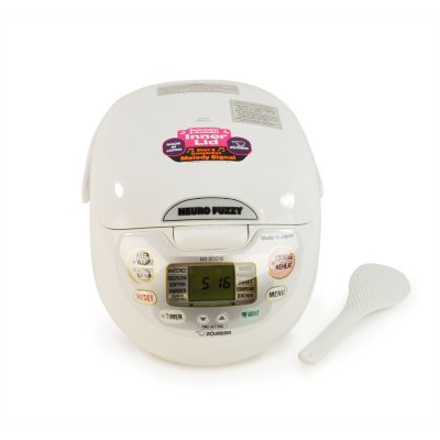 Zojirushi Neuro Fizzy Rice Cooker & Warmer (5.5 lbs.).  Ends: Dec 20, 2014 7:00:00 AM CST